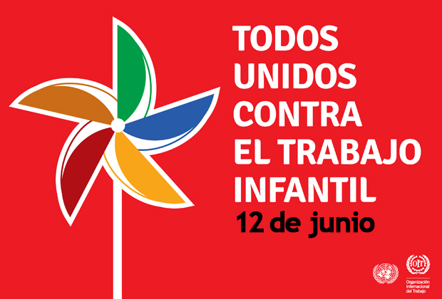 12 de junio: Día Mundial Contra el Trabajo Infantil