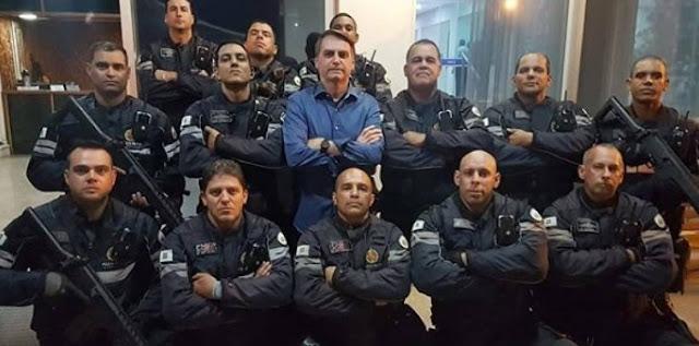 Centro de inteligência governo Bolsonaro