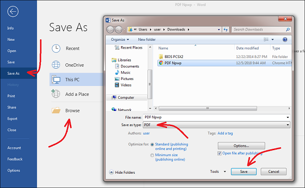 Cara Mengedit File PDF di Word Tanpa Mengubah Format