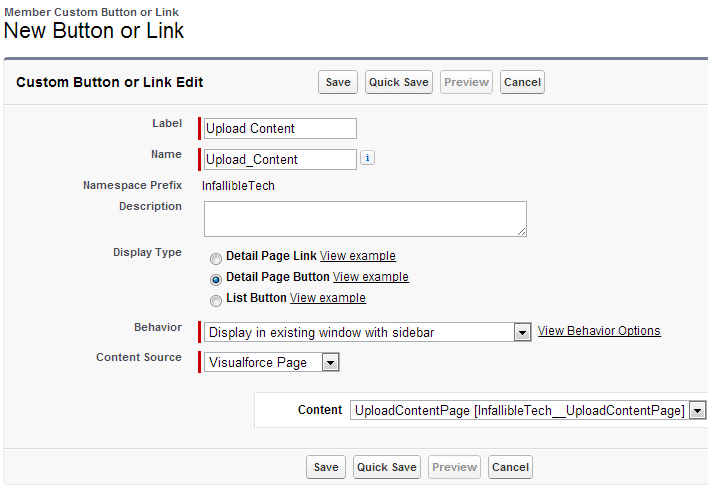 Infallible Techie: Uploading CRM Content from Local Drive