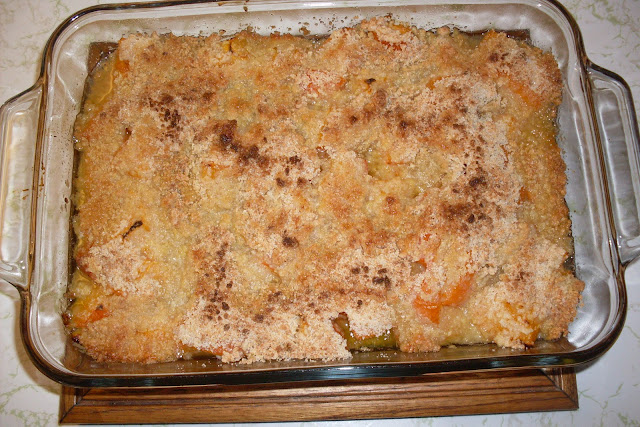 Use Any Fruit Cobbler, for crust lovers! A tried and true recipe.