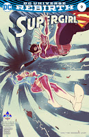 DC Renascimento: Supergirl #9