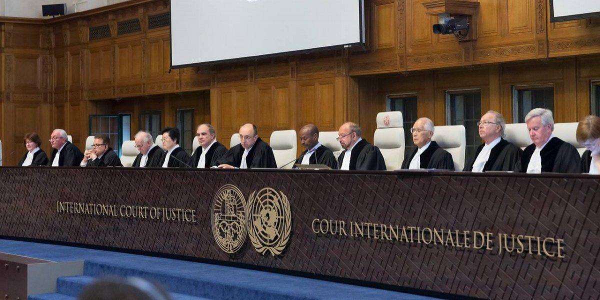 Los jueces de La Haya abordaron la causa marítima desde marzo de 2013 / WEB