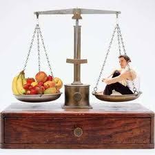 Melakukan Diet Seimbang