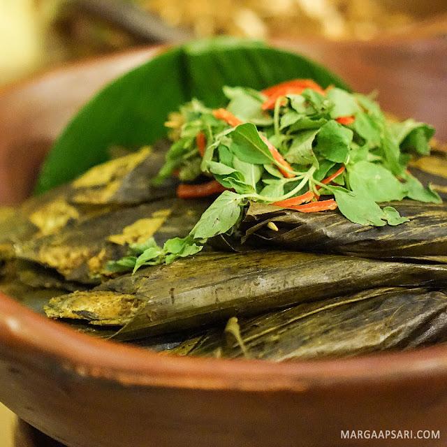 Ikan Pepes Dapur Panglima Prasmanan
