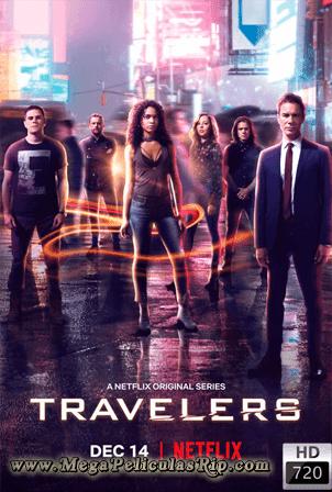 Travelers Temporada 1 [720p] [Latino-Ingles] [MEGA]