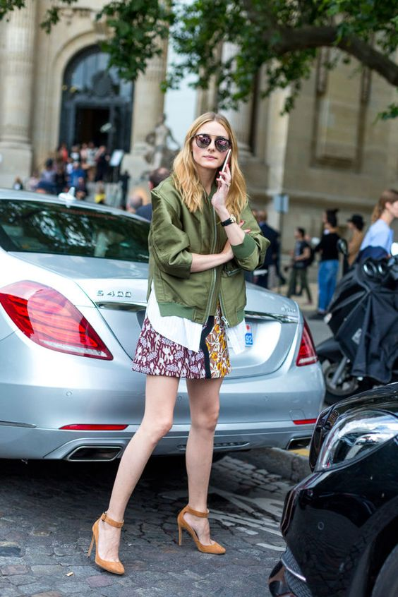 The Olivia Palermo Lookbook Olivia Palermo At Couture