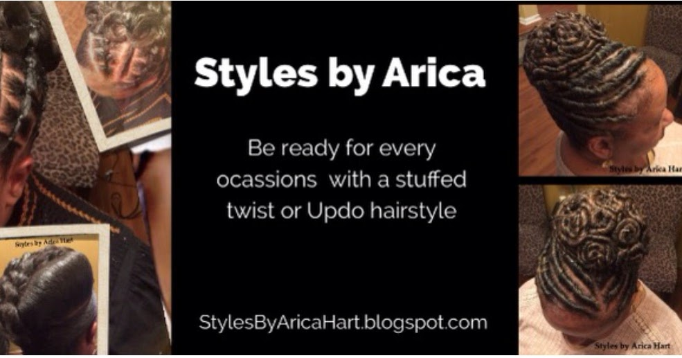STYLES BY ARICA HART : Be Ready For Every Occassion With A