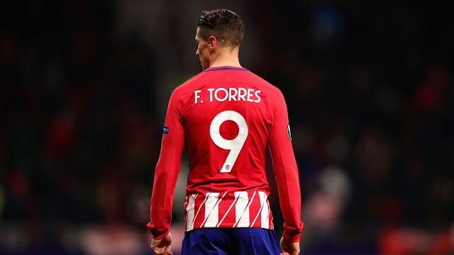 """Atletico Madrid farewell : Every game will be """"a party"""", including the tie with Arsenal - Fernando Torres"""