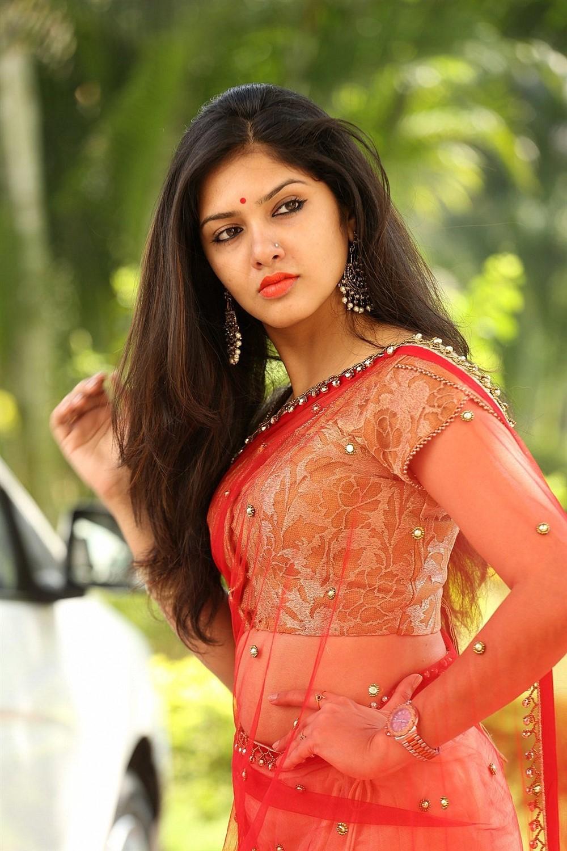 Gayathri Suresh At Hero Heroine Movie Teaser Launch -2830
