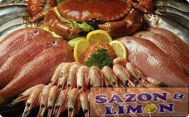 Sazon & Limón – Pescados y Mariscos