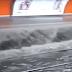 Vízözön árasztotta el a metrót, 3 heti eső esett le egyszerre! Videó!