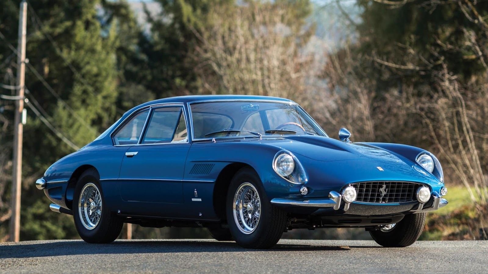 1962 Ferrari 400 Superamerica LWB Coupe Aerodinamico: $4,400,000