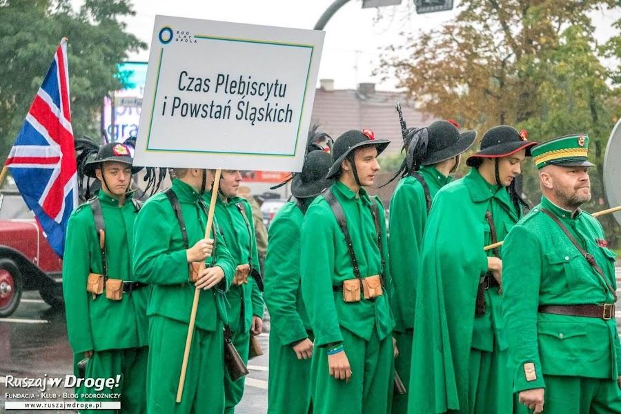 Parada historyczna z okazji 800-lecia Opola