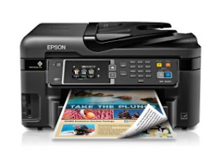 Epson WorkForce WF-3620 Printer Driver Download