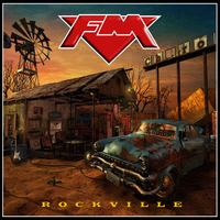 FM - new album ROCKVILLE - CD front