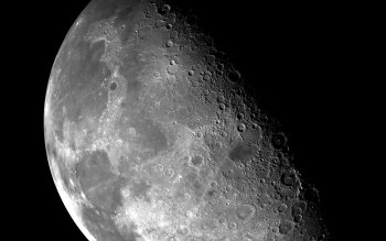 Wallpaper: Our Moon through NASA's eyes
