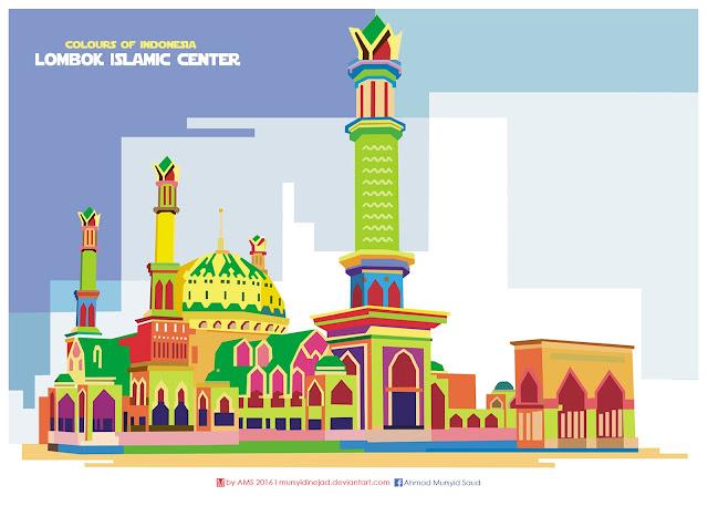 Lombok Islamic Center