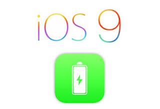 Tips Untuk Menghemat Baterai iPhone di iOS 9