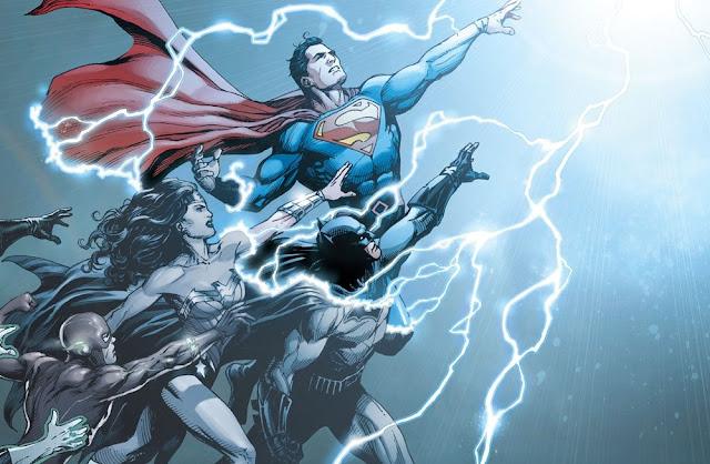 Ringkasan Komik DC Universe: Rebirth #01