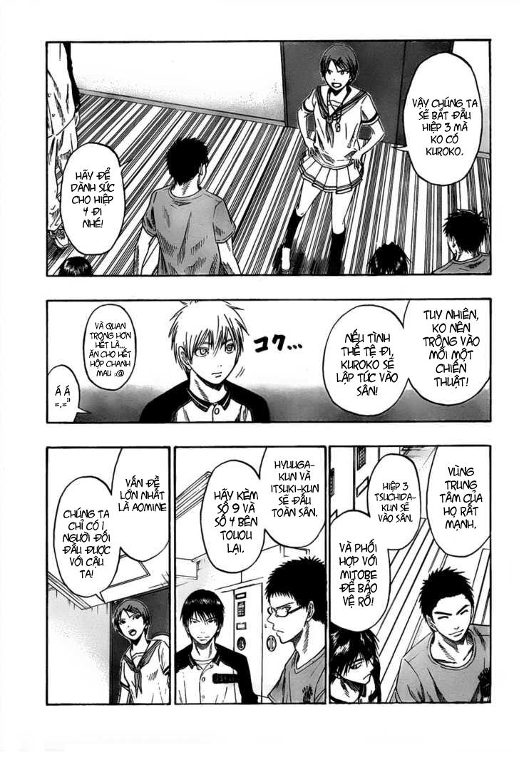 Kuroko No Basket chap 047 trang 16
