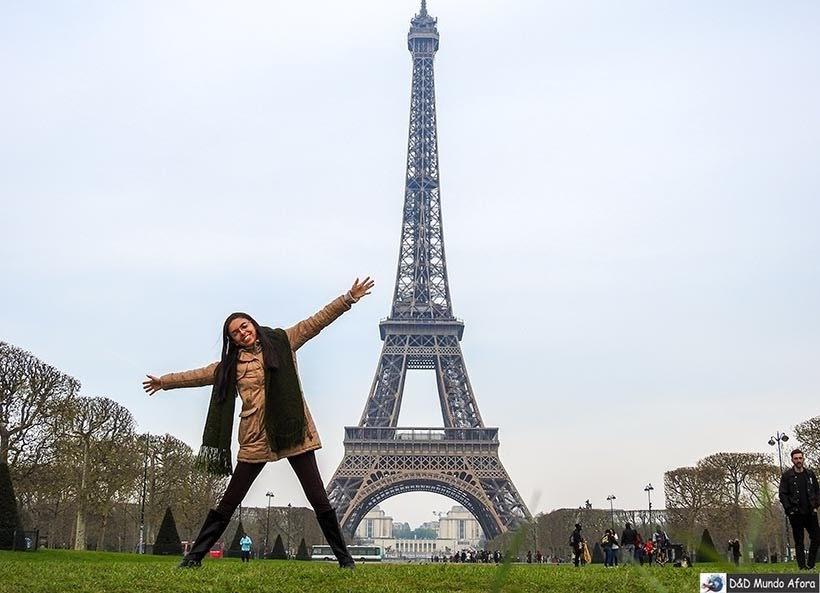 Torre Eiffel - Melhores hotéis em Paris: 5 dicas de hospedagens