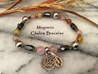 Magnetic Fertility Chakra Bracelet Click Here
