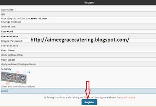 Cara Membuat Blog Lewat HP Android