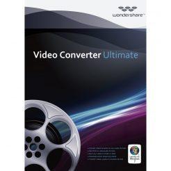 Wondershare Video Converter Ultimate Logo