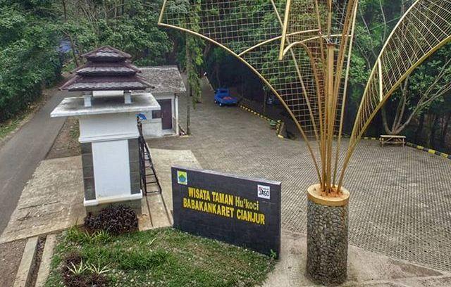 Taman Hukoci Cianjur