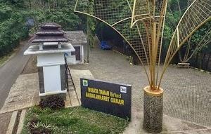 Taman Hukoci, Taman Hutan Kota Cianjur yang Teduh nan Indah