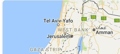 4 langkah menyikapi provokasi AS saat ibu kota Israel di pindah ke Yerusalem