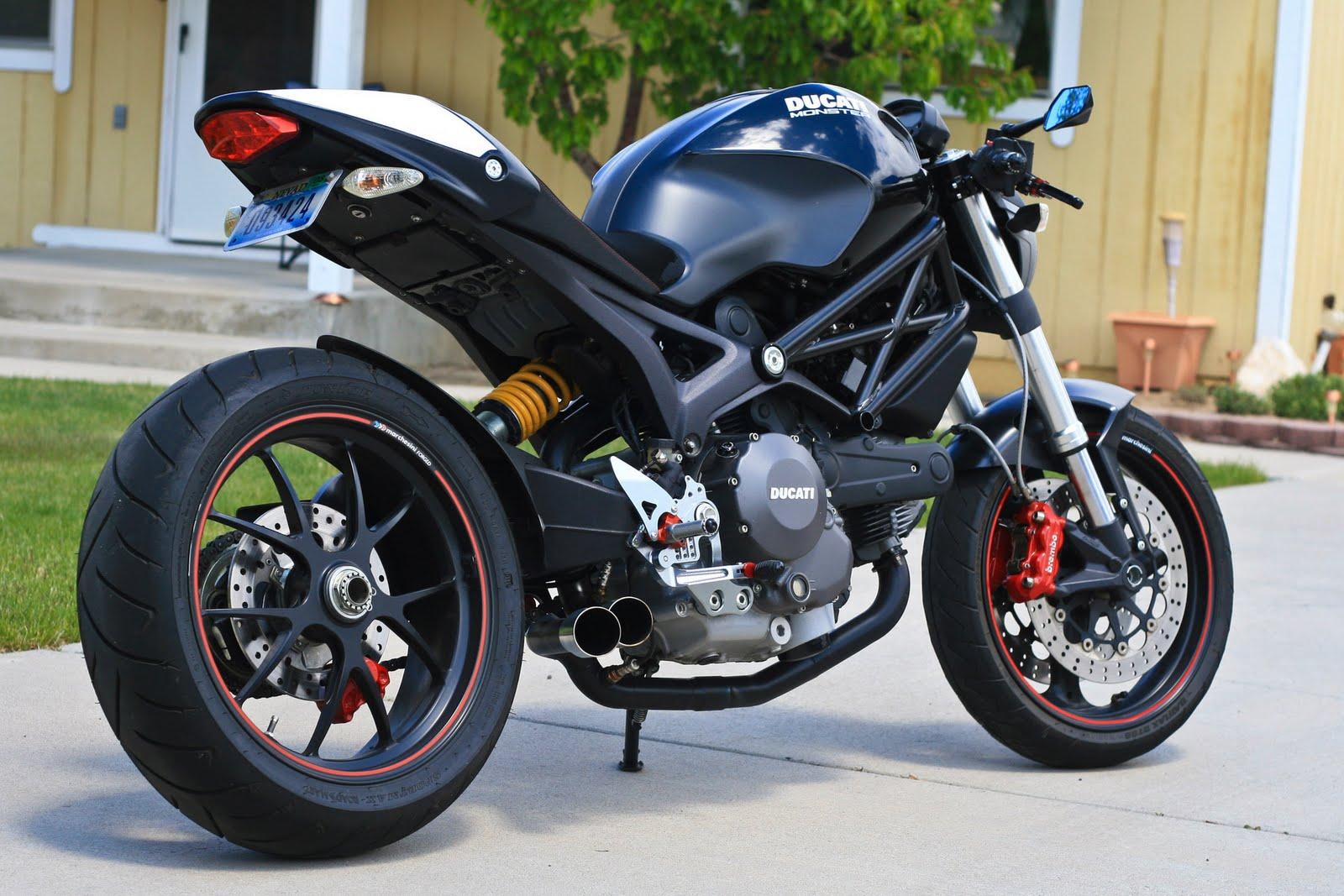 Cafe Racer Special  Du...