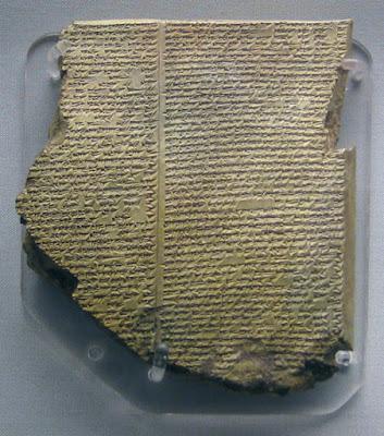 A historia completa de Gilgamesh