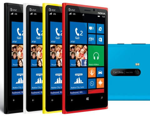 [DEAL] Nokia Lumia 920 for AT&T only $199.99