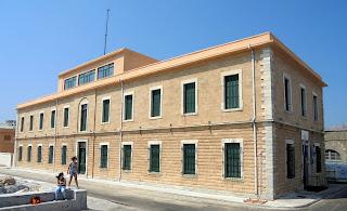 η Ακαδημία Εμπορικού Ναυτικού στην Ερμούπολη