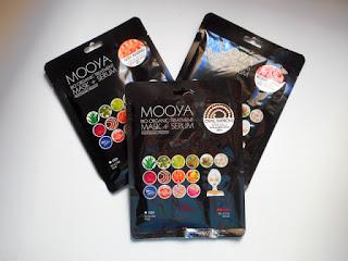 Mascarillas Mooya Bio Organic y Algae Intelligent Skin Therapy de Beauty Face