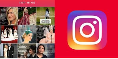 Penasaran Bagaimana Cara Buat Best Nine di Instagram 2018? Begini caranya