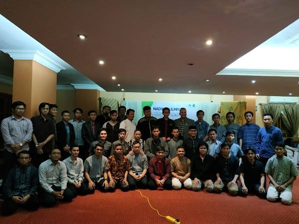 Seminar Pemetaan Pikiran PCIM, Metode Praktis Capai Kesuksesan