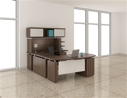 Mayline Sterling Series STL4 U Desk