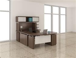 Mayline Sterling Series STL4 U Desk