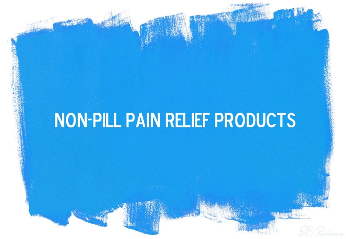 Non-pill pain relief products