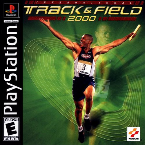 International Track & Field 2000 - PS1 - ISOs Download