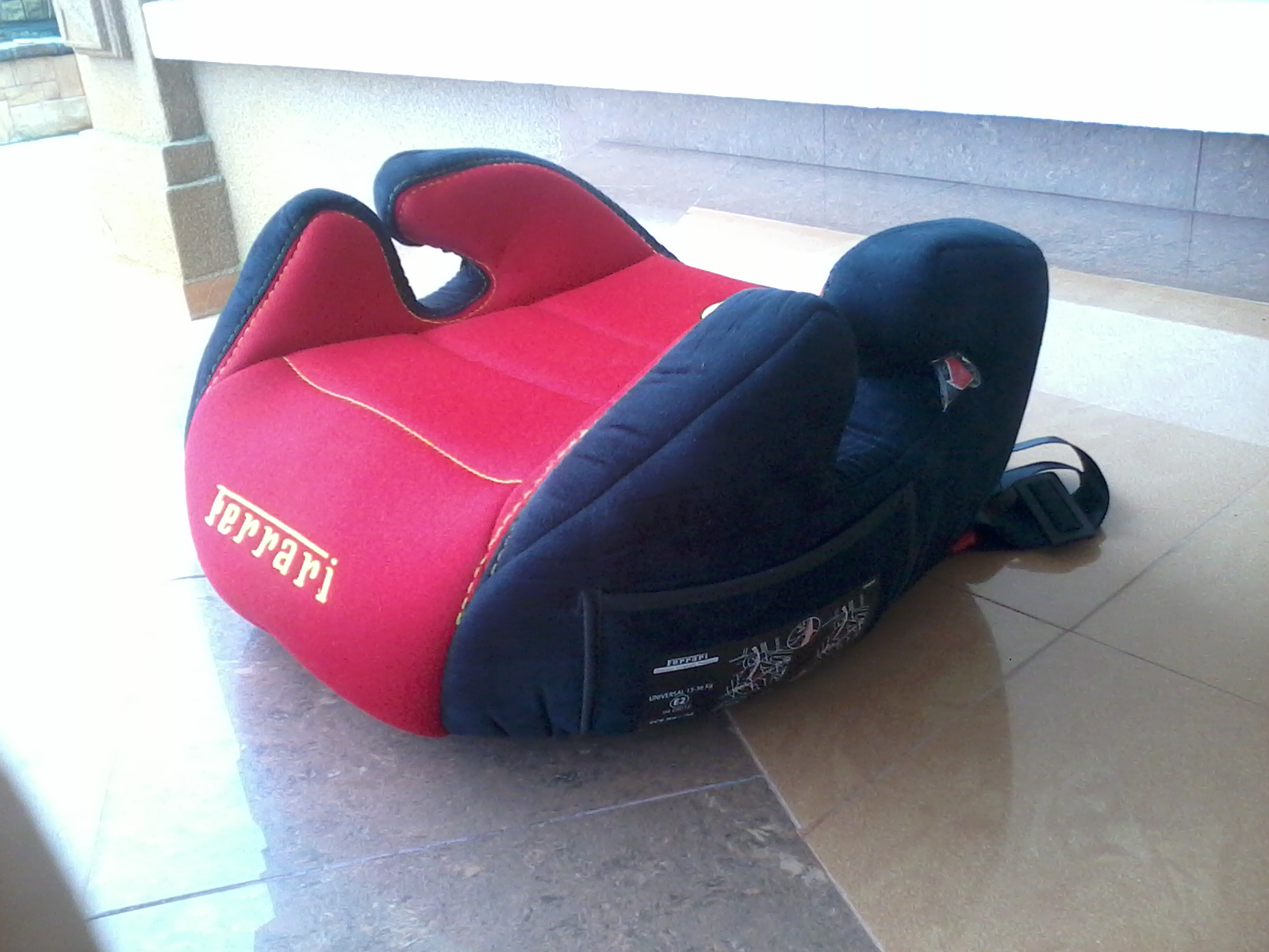 graco winnie the pooh high chair waterproof covers for recliners aliff preloved store: ferrari booster car seat