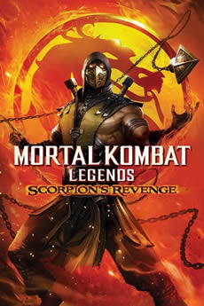 Capa Mortal Kombat Legends: Scorpions Revenge Torrent – BluRay 720p | 1080p Dual Áudio Torrent (2020) Download