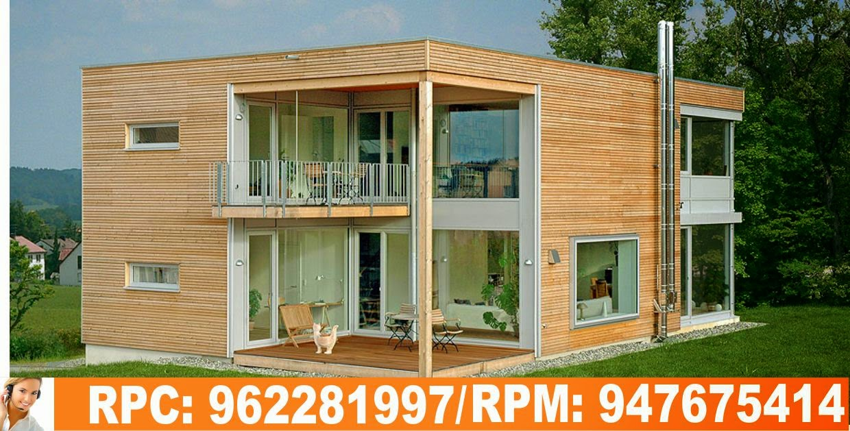 Una casa de madera prefabricada por un precio muy barato - Casa prefabricada precio ...