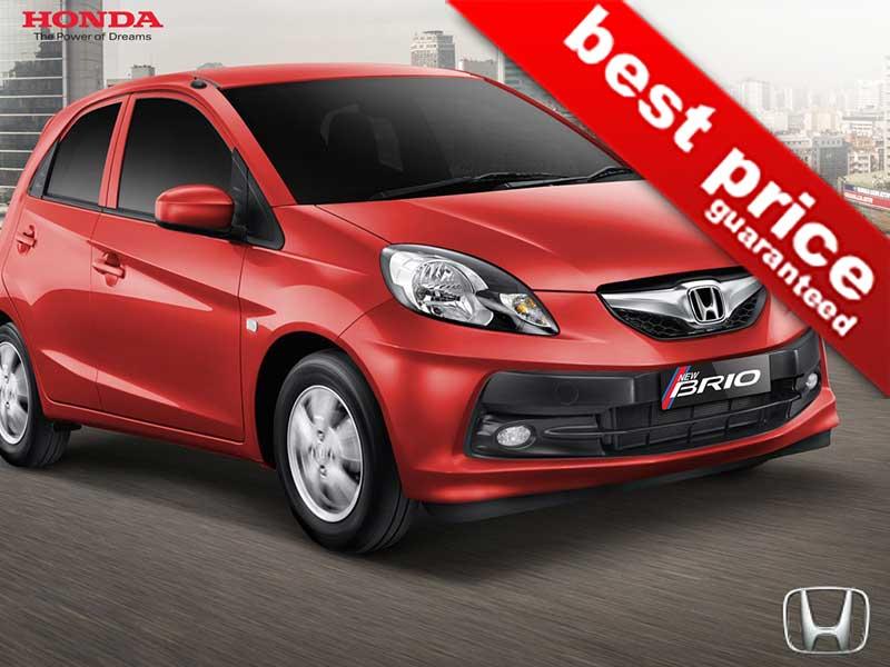 Daftar Harga Honda Brio Bandung :