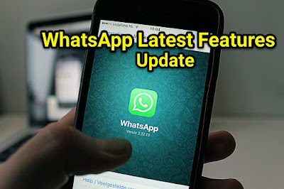 WhatsApp messenger ke 8 Features