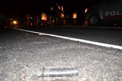 Tragédia: Colisão entre motos deixa 03 vitimas fatais na estrada Groaíras-Cariré
