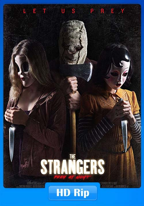 The Strangers Prey at Night 2018 720p WEB-DL | 480p 300MB | 100MB HEVC Download Now